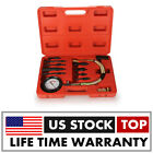 17PCS 1000PSI Diesel Engine Cylinder Compression Tester Professional Kit Truck