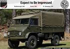 1969 Mercedes-Benz Unimog 404 Swiss Army Troop Carrier Military Green Mercedes-Benz Unimog 404 at AlphaCars of Acton