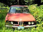 1974 BMW 5-Series  1974 BMW Bavaria