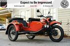 2018 Ural Gear Up 2WD Terracotta Custom Terracotta Ural Gear Up at AlphaCars & Ural of New England