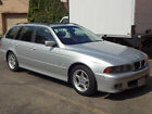 2002 BMW 5-Series 525i BMW 525i Touring Wagon E39 Excellent Cond