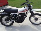 1981 Yamaha tt500  tt500 yamaha