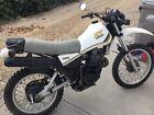1983 Yamaha XT  1983 Yamaha xt550 k dual sport great condition street legal N/R