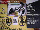 NEW 2018 Garrett Metal Detector  with 2 Coils * Fast Free Shipping