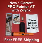 NEW Garrett PRO Pointer AT with Z-Lynk * Metal Detector * in Stock Free Shipping