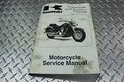 OEM Kawasaki 2006 Vulcan 900 Classic LT VN900 Classic Repair Service Manual