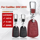For Cadillac SRX 2015 Smart Key Keyless Remote Entry Fob Case Cover Key Chain