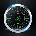 Waterproof Metal 125KHZ RFID Card and Password Door Access Control Keypad USA