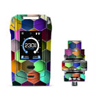 Skins Decals for Smok Species Kit Vape / Colorful Octagon Pattern
