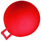 """Airhead Marine Inflatable Red Buoy 20"""" Diameter Great For Swim Areas Moorings"""