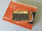 Collectible HP-12C Programmable Financial Calculator with original BOX