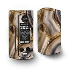 Skin Decal for Wismec Reuleaux RX Gen3 Dual Vape / Rock Disection Geode Preciou
