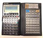 RARE Vintage Sharp EL-9000 SUPER Scientific Statistic Graph Calculator ~TESTED