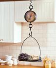 Antique Style Farmhouse Scale Primitive Rustic Hanging Country Kitchen Decor