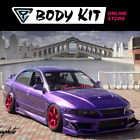 "Body kit Cyber Mitsubishi Legnum Galant VIII ""VR-4"""