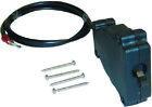 TH Marine Trolling Motor Circuit Breaker Kit W/ 50A Breaker 3' Of Gauge Wire