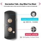 Portable 280Language Translator Voice Instant 28 Languages Speech Bluetooth Q3S2