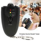 Protable LED Alcohol Breath Analyzer Breathalyzer Tester Mini Alcohol Tester New