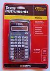 Texas Instruments Scientific Calculator TI-30Xa NEW