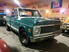 1971 Chevrolet C-10 NO RESERVE! Must See Video! daily driver 350 v8 4 speed pick up truck 1972 1970 1966 1969 1977 No RESERVE!!