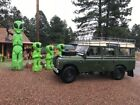 """1973 Land Rover Series 3 109 LAND ROVER SERIES 3 109"""" RHD With A/C"""