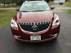 2017 Buick Enclave leather group 2017 BUICK ENCLAVE AWD-LEATHER GROUP  EXTERIOR: CRIMSON RED TINTCOAT  INT: EBONY