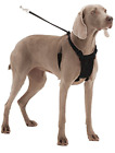 SPORN No Pull Dog Harness, Black, Extra Large