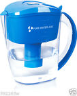 Alkaline Water Ioniser Filter Jug +1 free filter. BPA Free 3.5 L