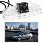 170°Car Rear View Reverse Backup Parking Camera For Peugeot 408 2010 2011