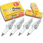 4pcs 98-06 Mercury 15 Bigfoot NGK Standard Spark Plugs 4-Stroke 15 HP Kit ch