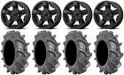 """XS811 Rockstar II 20"""" Wheels 35"""" BKT AT 171 Tires Can-Am Defender"""