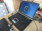 Gateway 7330GZ Laptop 4 Parts Booted Windows Hard Drive Wiped *