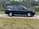 2013 Chevrolet Tahoe BLACK 2013 CHEVROLET TAHOE-LS 62K MILES-GREAT CONDITION-LEATHER INTERIOR-$20K FIRM!!