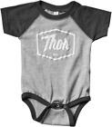 Thor Racing S-8 Infant Onesie Black 18-24 Months