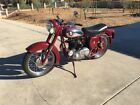 1956 BSA B33  1956 BSA Motorcycle B33 overhead valve 500cc single