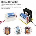 110/220V 7/10g Supply Ceramic Plate Ozone Generator Air Cleaner Purifier Kit LX