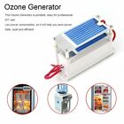110/220V 7/10g Supply Ceramic Plate Ozone Generator Air Cleaner Purifier DIY SA