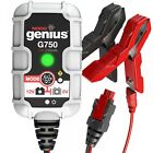 NOCO Genius G750 6 & 12 Volt .75 Amp UltraSafe Battery Charger - US Noco Dealer