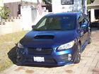 2015 Subaru WRX Premium 2015 Subaru WRX Premium, AWD, GPS navigation, 6-spd, clear title, LOW PRICE, NR