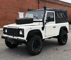 1988 Land Rover Defender 90 Soft Top 1988 Left Hand Drive Defender 90 Soft Top with 200 Tdi