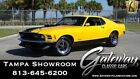 1970 Mustang Mach 1 1970 Ford Mustang Mach 1