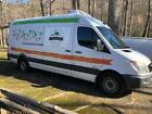 2011 Mercedes-Benz Sprinter Wrap can be easily removed Mercedes Sprinter 2500 Refrigerated -   2011- 170 WB - $23000 -  Best Offer