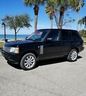 2006 Land Rover Range Rover  2006 SUPER CHARGED RANGE ROVER 1 OWNER