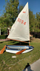 Sabot Dinghy Sailboat with Trailer (w/ title) [local pickup-only]