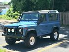 1997 Land Rover Defender  1997 Land Rover Defender 90 NAS - Arles Blue - Automatic - Daily Driver