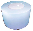Moeller Marine Products Livewell, Light Blue, 26 Gallon
