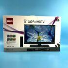 """New RCA DETG215R 22"""" LED  Full HDTV # 0296"""