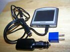 "TomTom One (N14644) Gray & Silver Small Portable GPS Monitor 3"" Inch Screen!"
