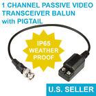 HD Video Transceiver Single Channel Balun SVT-01HPF
