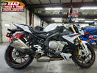 2018 S 1000 R Light WT / Lupin BL Metallic / Racing RD -- 2018 BMW S 1000 R Light WT / Lupin BL Metallic / Racing RD    White